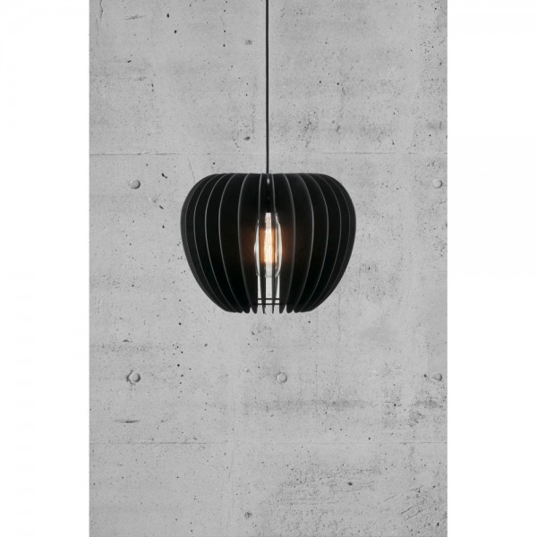 Nordlux Tribeca 38 46433003 Black Pendant Light