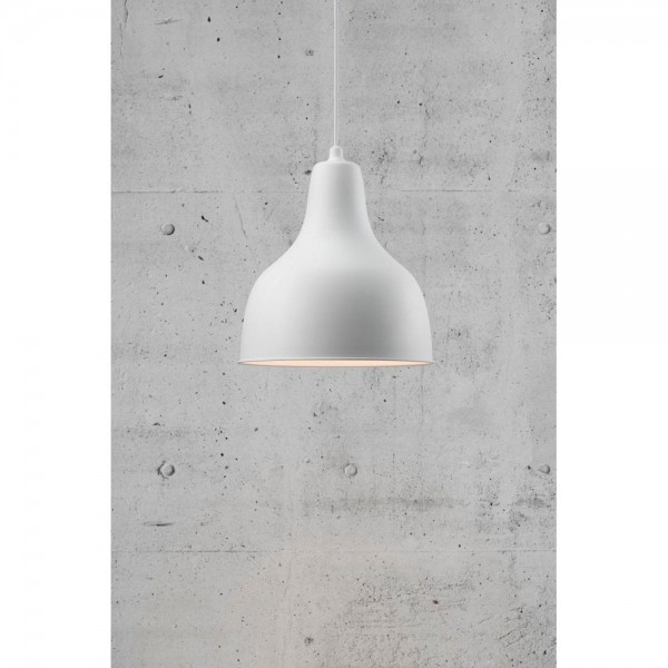 Nordlux Ames 46533001 White Pendant Light