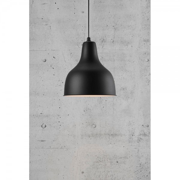 Nordlux Ames 46533003 Black Pendant Light