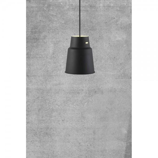 Nordlux Step 17 46353003 Black Pendant Light