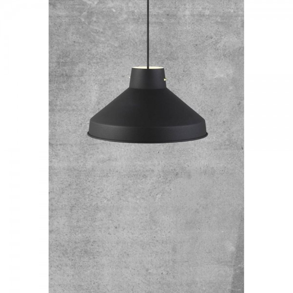 Nordlux Step 36 46373003 Black Pendant Light