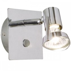 Nordlux Mainroad 20649933 Chrome Wall Light
