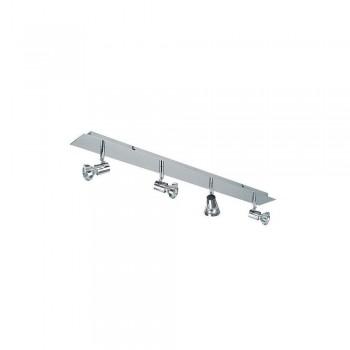 Nordlux Mainroad 20689933 Chrome 4-Rail Light