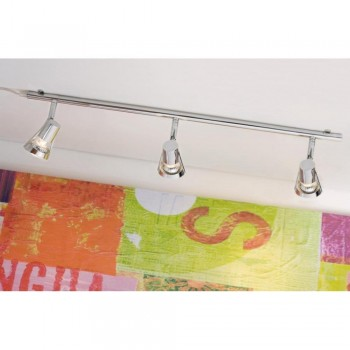 Nordlux Mainroad 20679933 Chrome 3-Rail Light