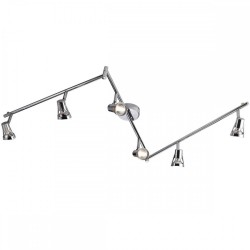 Nordlux Mainroad 20769933 Chrome 6-Rail Light