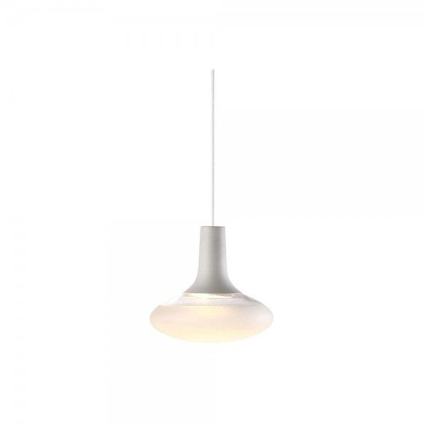 Nordlux DFTP 84423001 Dee 2.0 White/Frosted Glass Pendant Light