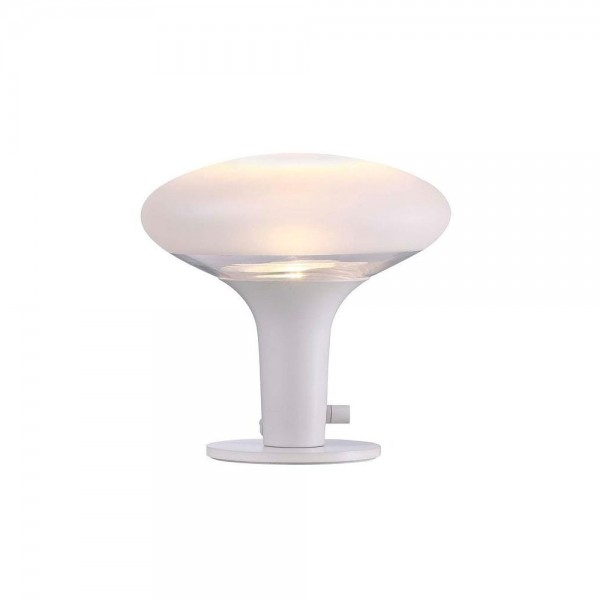 Nordlux DFTP 84435001 Dee 2.0 White/Frosted Glass Table Light