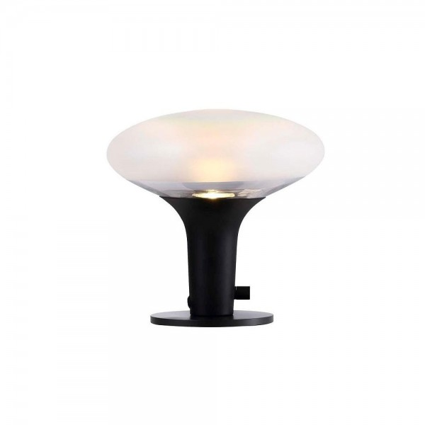 Nordlux DFTP 84435003 Dee 2.0 Black/Frosted Glass Table Light
