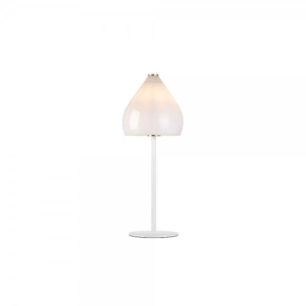 Nordlux DFTP 46125001 Sence Opal White Glass Table Light