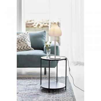 Nordlux DFTP 46125001 Sence Opal White Glass Table Light