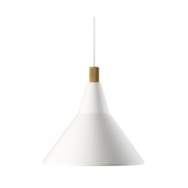 Nordlux DFTP 46283001 Brassy White Pendant Light