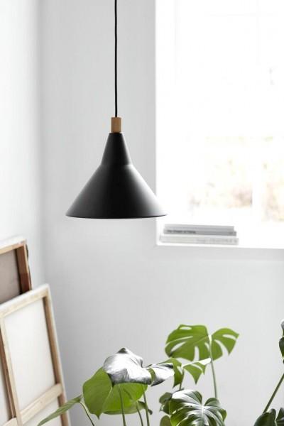 Nordlux DFTP 46283003 Brassy Black Pendant Light