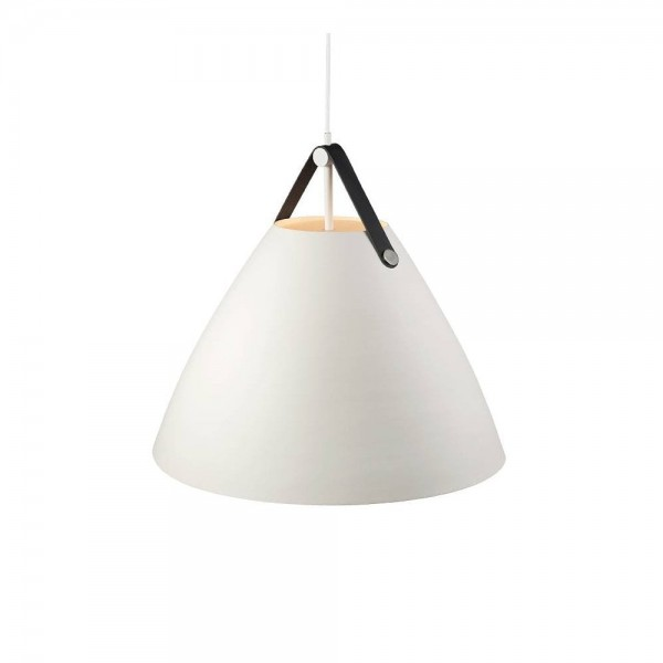 Nordlux DFTP 84363001 Strap 68 White Pendant Light