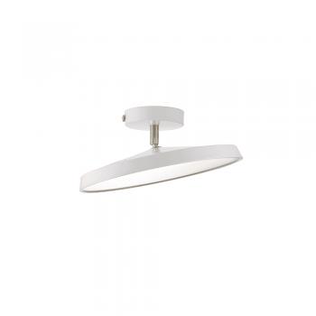 Nordlux DFTP 77176001 White Alba Pro 30 LED Ceiling Light