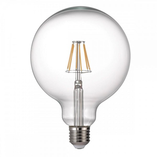 Nordlux 1425070 Clear E27 Filament 7W Dimmable Bulb