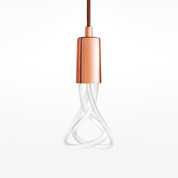 Plumen Copper Pendant - Fitting Only