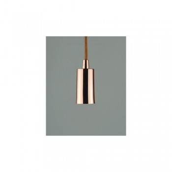 Plumen Copper Pendant - Fitting Only