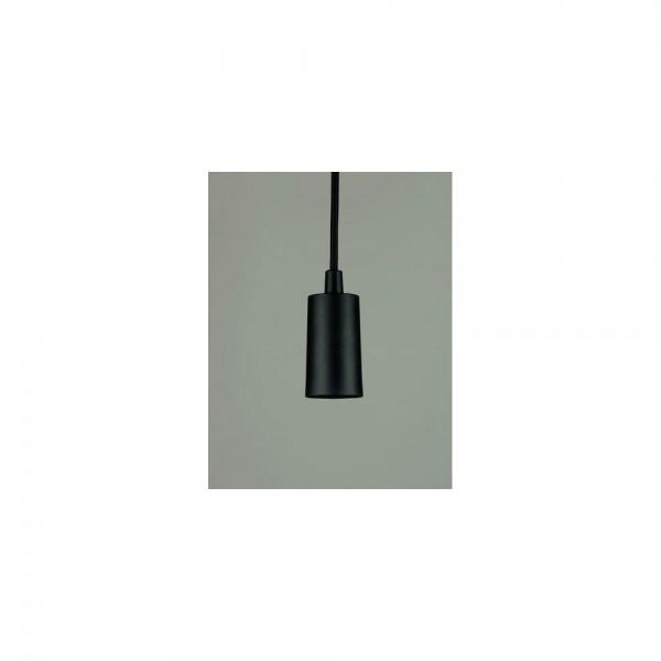 Plumen Black Pendant - Fitting Only