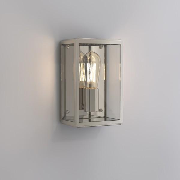 Astro Homefield 1095003 Polished Nickel Exterior Wall Light