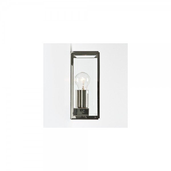 Astro Homefield 1095003 Polished Nickel Exterior Wall Light