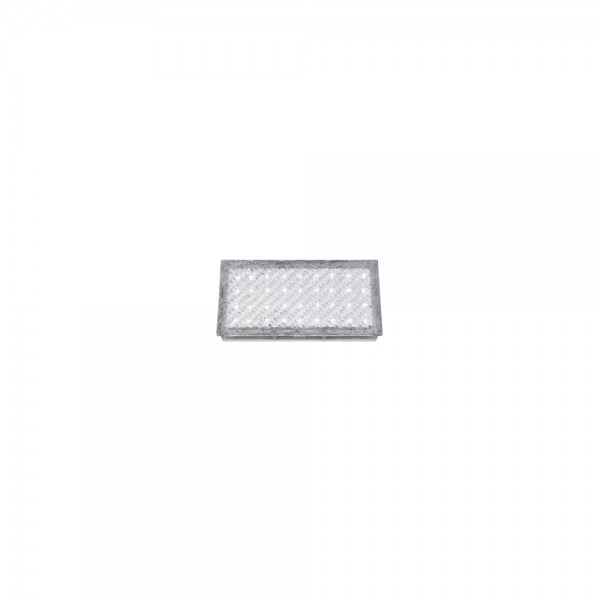 Searchlight 9915WH LED White Recessed Walkover Light