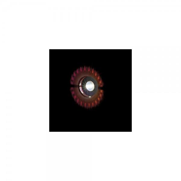 SLV 114923 Crystal IV Brushed Metal Downlight