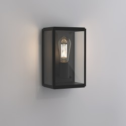 Astro Lighting Homefield Black 1095001 Outdoor Wall Light