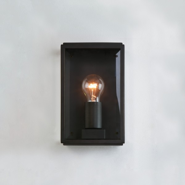Astro Homefield Black 1095001 Outdoor Wall Light