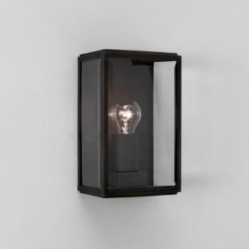 Astro Lighting Homefield Black 1095001 Outdoor Wall Light