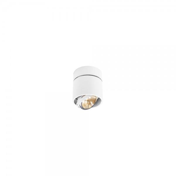 SLV 117171 White Kardamod Surface Round QRB Single Ceiling Light