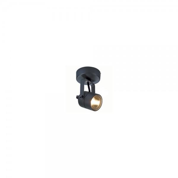 SLV 132020 Black 79 230v Spotlight