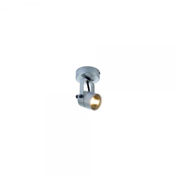 SLV 132024 Silver Grey 79 230v Spotlight
