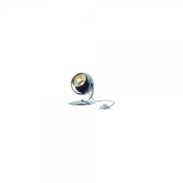 SLV 132862 Chrome Eye Floor Light
