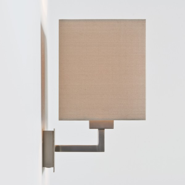 Astro Park Lane Grande Brushed Nickel 1080007 Interior Wall Light