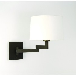 Astro Lighting Momo 1162001 Bronze Swing-Arm Wall Light
