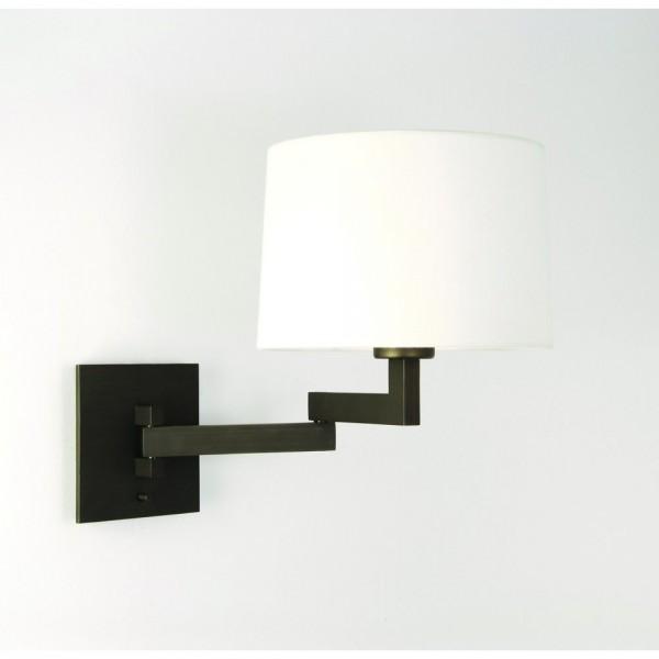 Astro Lighting Momo 1162001 Bronze Swing-Arm Wall Light