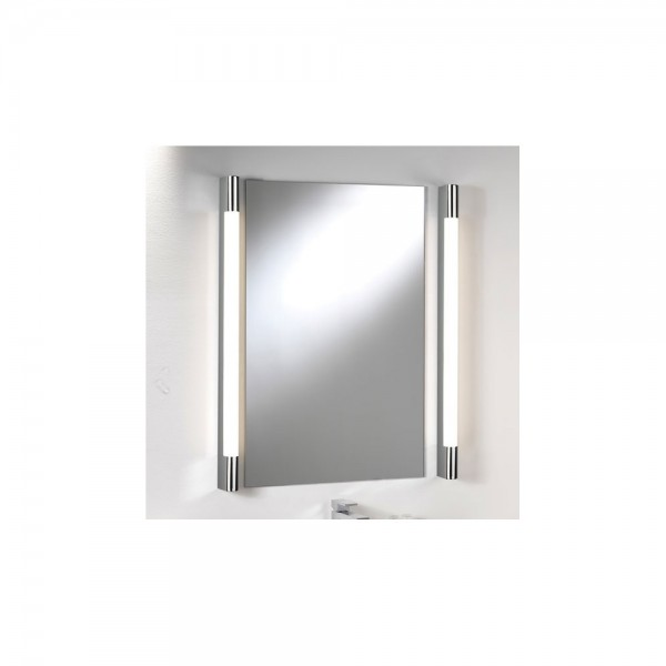 Astro Lighting Palermo 600 1084010 Matt Nickel Unswitched Bathroom Wall Light