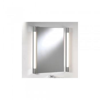 Astro Lighting Palermo 600 1084010 Matt Nickel Unswitched Bathroom Wall Light
