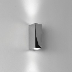 Astro Lighting Bloc Chrome 1146005 Bathroom Wall Light