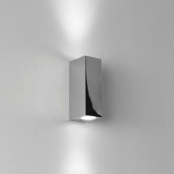 Astro Lighting Bloc Chrome 1146005 Bathroom Wall Light