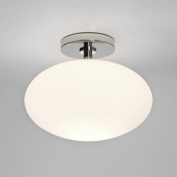 Astro Zeppo 1176001 Polished Chrome Bathroom Ceiling Light