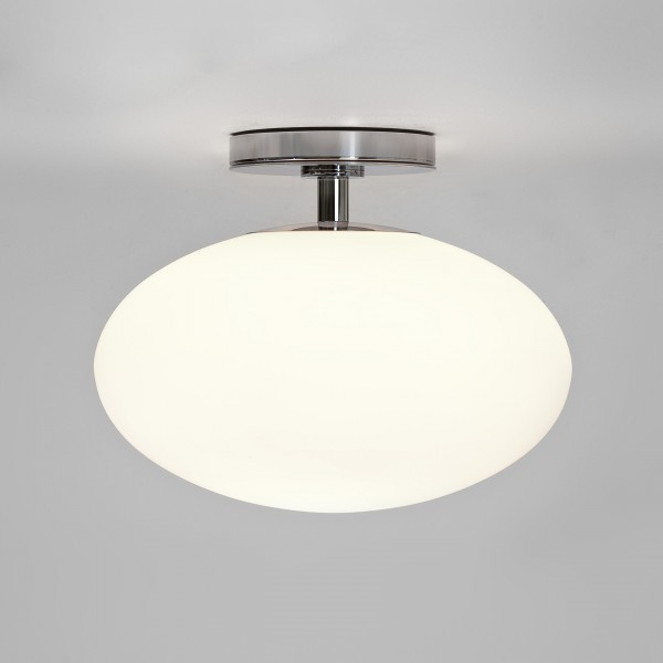 Astro Zeppo 1176001 Polished Chrome Bathroom Ceiling Light