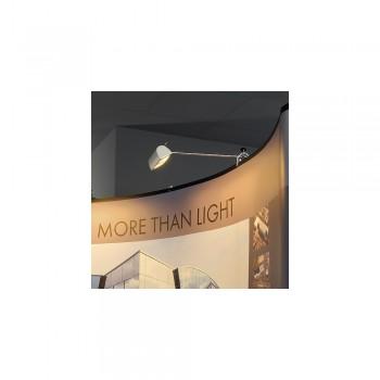 Intalite 146324 SDL Display Silvergrey Light