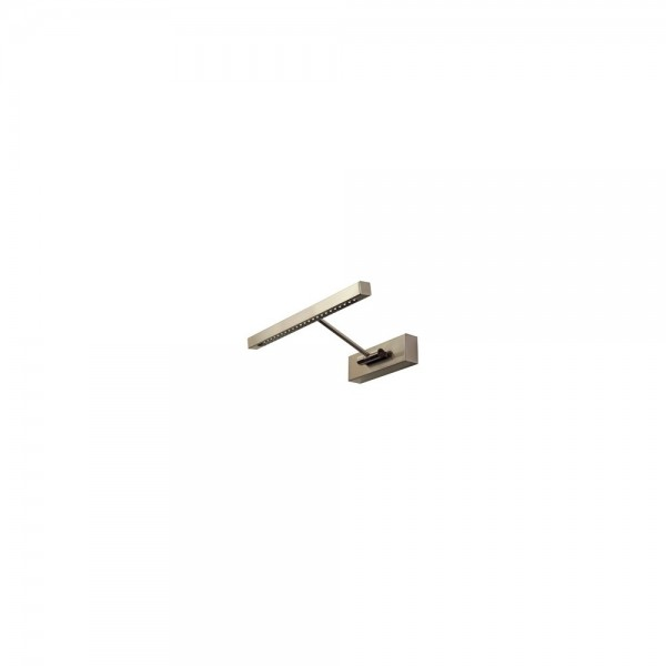 SLV 146732 Antique Brass LED Picture Light Strip Warm White