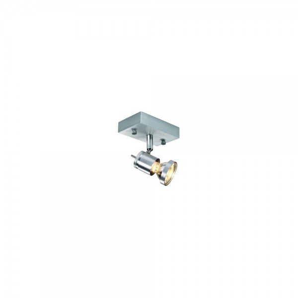 SLV 147441 Brushed Aluminium Asto I Ceiling & Wall Light