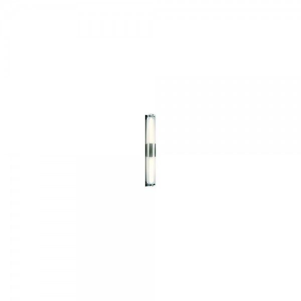 SLV 147455 Z 211 Brushed Metal Bathroom Wall Light