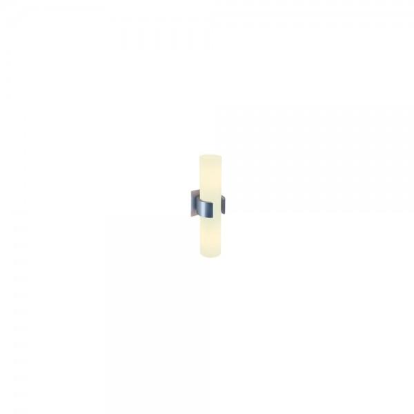 SLV 147529 Dena II Brushed Aluminium Wall Light