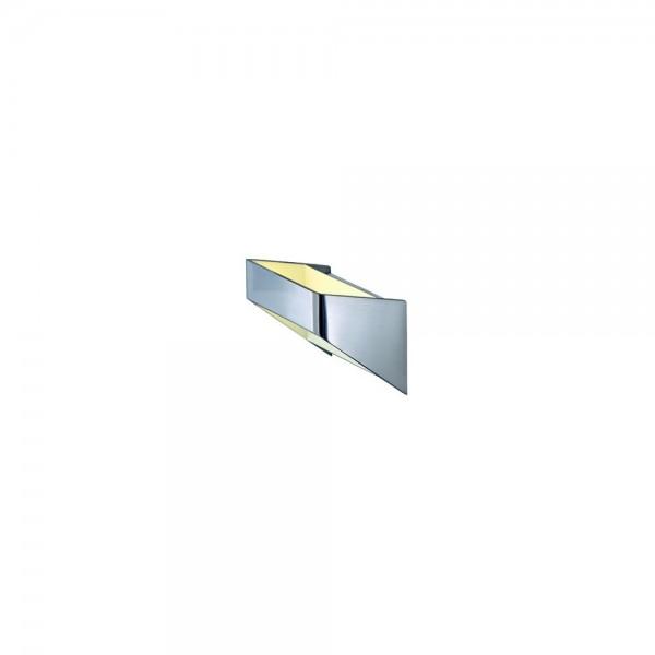 SLV 151476 Brushed Aluminium Dacu Space LED Warm White Wall Light