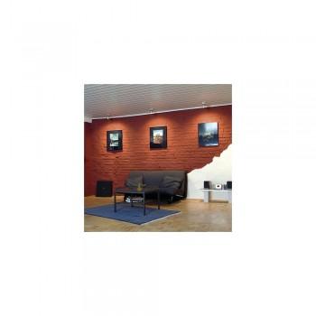 SLV 151912 Silver Grey Enna Ceiling & Wall Light