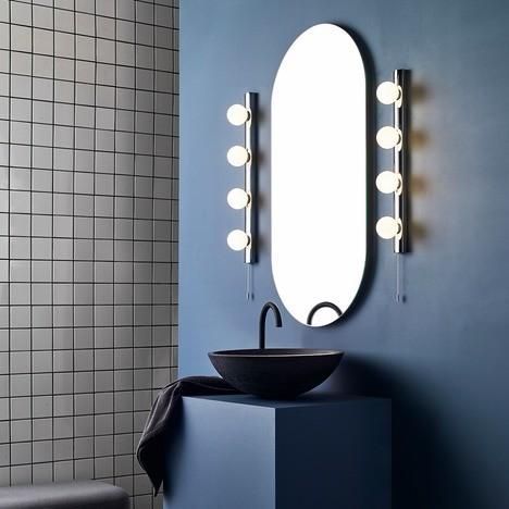 Astro Lighting Cabaret 1087002 Bathroom Wall Light